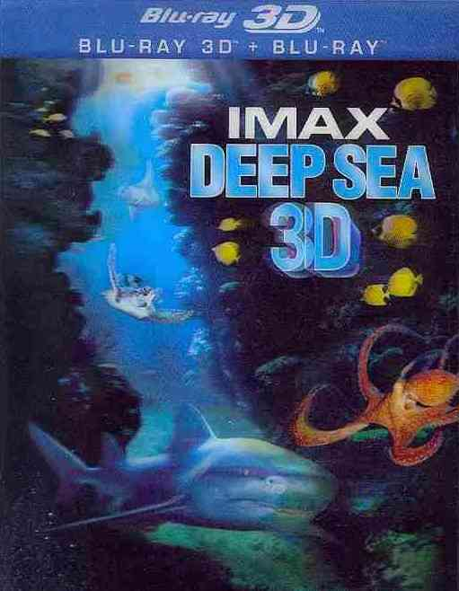 DEEP SEA 3D (IMAX) BY HALL,HOWARD (Blu-Ray)